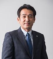代表取締役 菊嶋 秀生